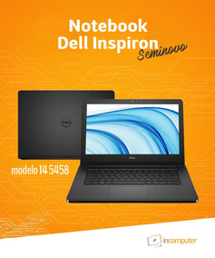 Notebook Dell Inspiron 14 5458