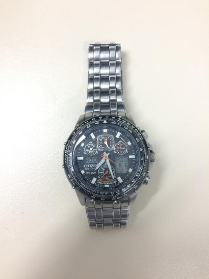 Relógio Citizen Skyhawk A/t Jy0000-53e
