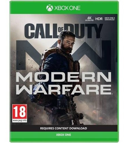 Call Of Duty Modern Warfare 2019 Xbox One Português