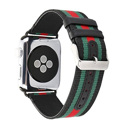 Guigong Banda Para Apple Watch Correa Deportiva De Repuest