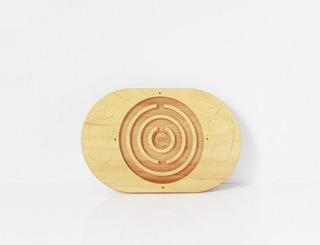 Balance Board Tabla Juego De Equilibrio Laberinto Niños