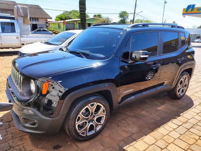 Jeep Renegade Longitude 1.8 Flex 2015/2016