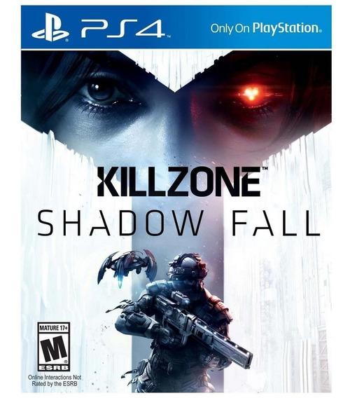 Killzone Shadow Fall Ps4 Jogo Usado Mídia Física