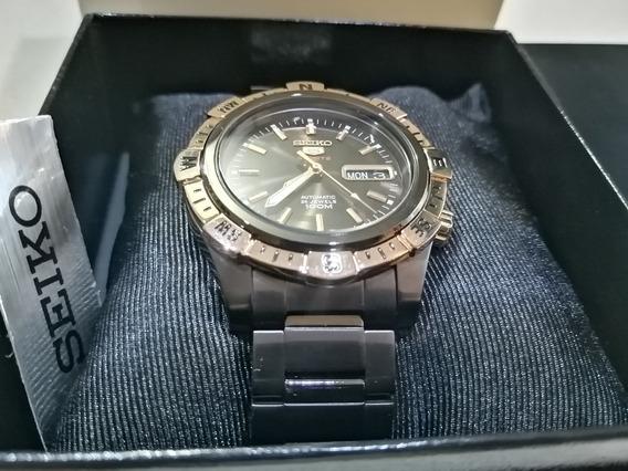Reloj Seiko Modelo Srp148k1 Edición Especial 130 Aniversario