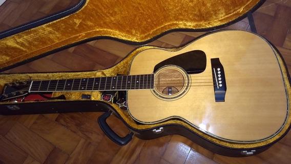 Violão Morris Japão Anos 80 Fender Gibson Yamaha Takamine