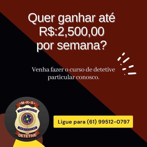 Curso De Detetive Particular Em Brasília
