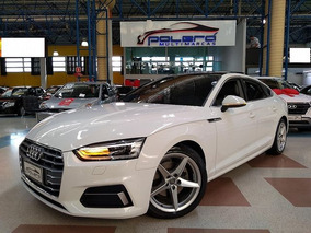 Audi A5 2.0 Tfsi Sportback Ambiente 2018 C/ Teto Solar