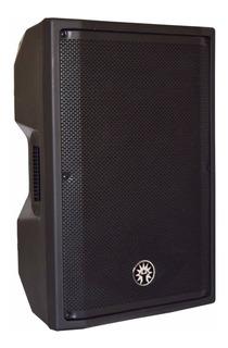 Bafle Amplificado 15 Pulgadas Alta Potencia Bluetooth Usb/sd