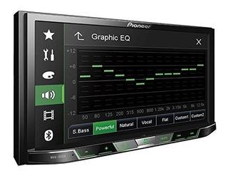 Reproductor Pantalla Pioneer Mvh-300ex Mp3 Video Usb Bt 2din