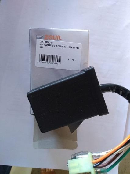 Cdi Yamaha Crypton 105 / Dafra Zig 100