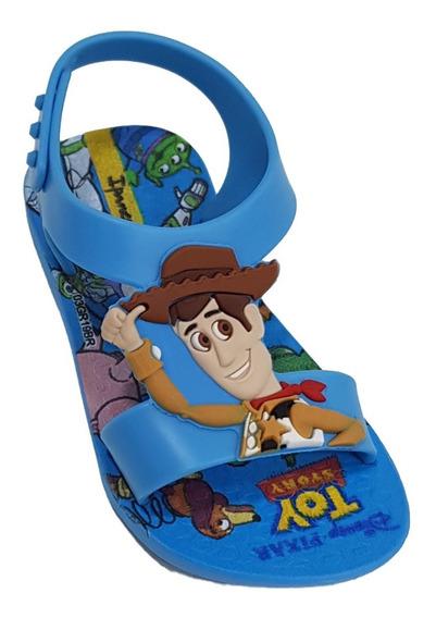 Chinelo Infantil Disney Woody Rei Leão 101 Dalmatas 17 A 24