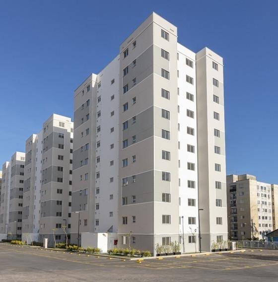 Apartamento Residencial Para Venda, Jardim São Luiz, Jandira - Ap7621. - Ap7621-inc