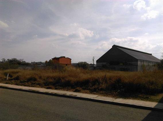 Terreno En Venta Ubicado En Esquina En Pedro Escobedo Querétaro