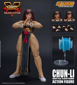 Chun-li (battle Costume) Storm Collectibles