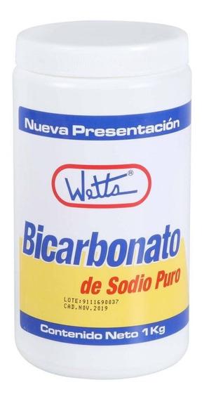 Bicarbonato De Sodio Puro Bote De 1 Kg Envio Gratis