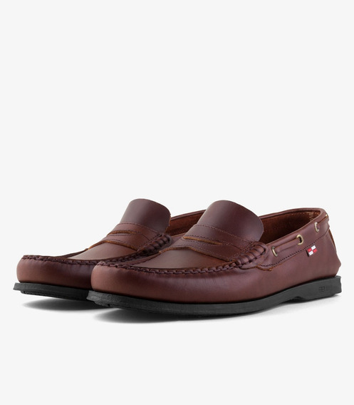 Zapatos Boating Marrones T39/40