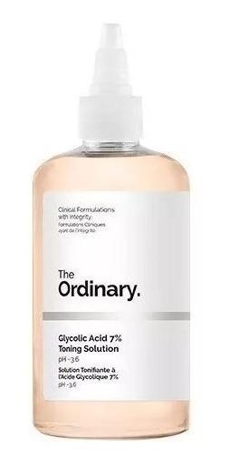 The Ordinary - Glycolic Acid 7% Toning Solution 240ml