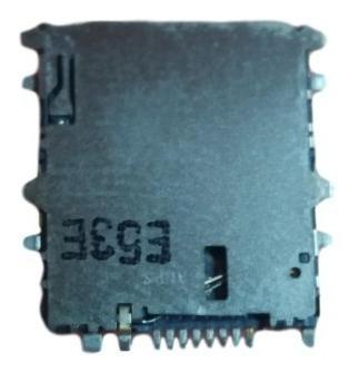 Slot Sim Card Tablet Samsung 10.1 T531 Original Retirado