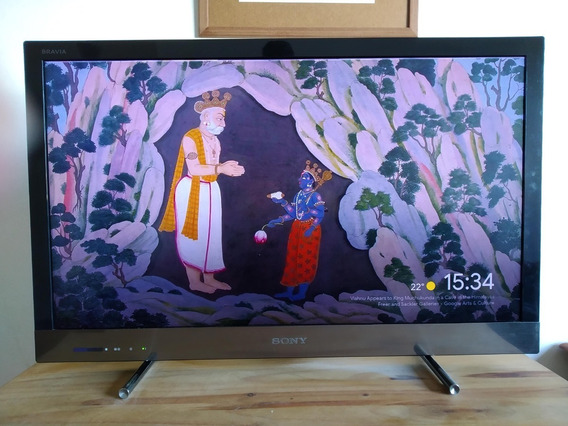 Tv Led Sony Bravia Full Hd 32 Com Defeito (não Faço Envio)