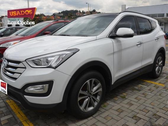 Hyundai Santa Fe Gsl Limited 2.4 4x4 7 Pjs Ixy692