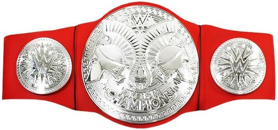 Cinturão Wwe Raw Tag Championship Original Com Brinde
