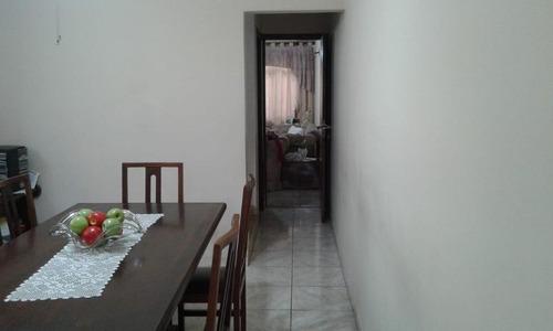 Casa Com 3 Dormitórios À Venda - Vila Nova Alba - São Paulo/sp - 14606