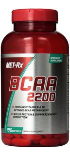 Met-rx Bcaa 2200 180 Softgels A_18vrd