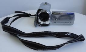 Vendo Filmadora Jvc Everio Hdd 30gb, Zoom 35x Completa