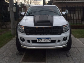 Ford Ranger Xlt Con Muchos Accesorios.