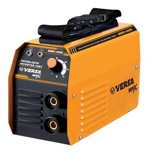 Soldadora Electrica Inverter Igbt Versa 140 A 230 V 4.1 Kw