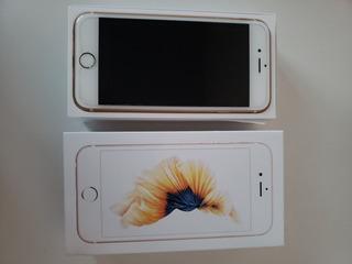 iPhone 6s Gold 32gb + Garantia