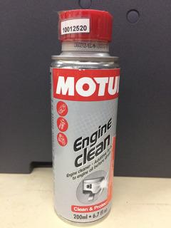 Motul Engine Clean 200ml Limpiador De Motor (10012520)