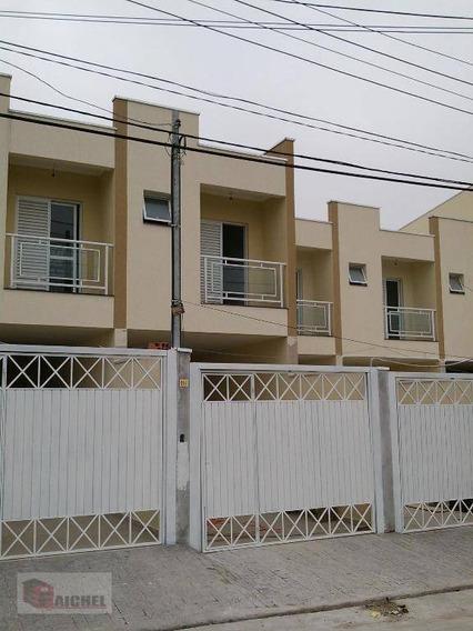 Sobrado Residencial Para Venda E Locação, Vila Bela, São Paulo. - So0404