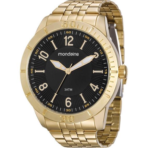 Relógio Mondaine Masculino Original Garantia Barato Com Nota