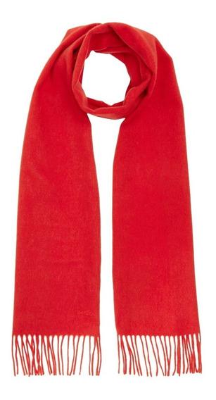 Bufanda Elegant Clasica Aramis Red Miscellaneous By Caff