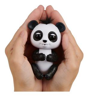 Fingerlings Panda Bebe Interactivo Original Tapimovil
