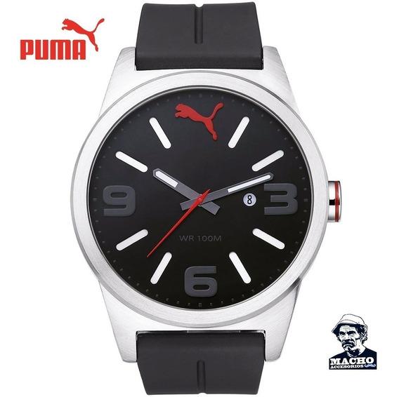 Reloj Puma Instinct Pu104091001 En Stock Original Garantía