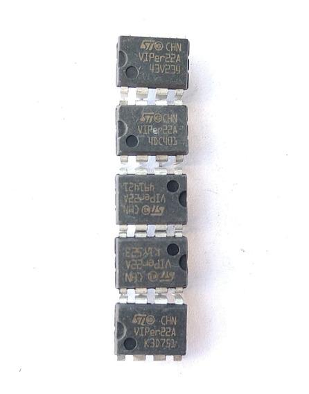 5x Viper22a - Viper 22 A - Viper22 - Viper 22a - Ci Novo