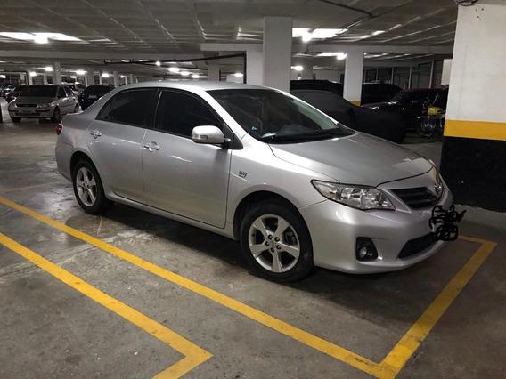 Toyota Corolla Xei 2.0 Flex Prata 2011/2012