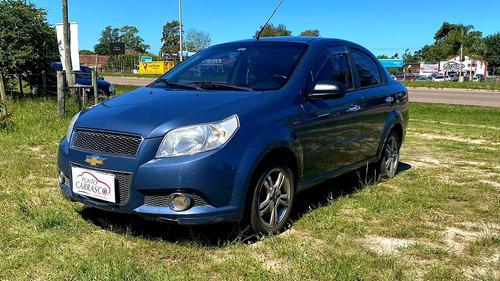 Chevrolet Aveo G3 1.6 Lt Full - Financio / Permuto