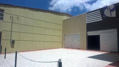 Galpão Comercial Para Locação, Jangurussu, Fortaleza. - Ga0019