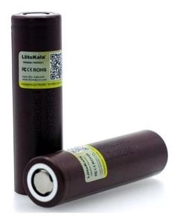 Bateria Vape 3000mah Hg2 Alta 20 Amperes Original Tática