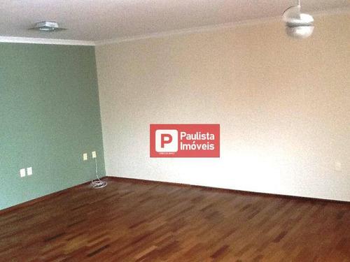 Apartamento Com 4 Dormitórios À Venda, Brooklin - São Paulo/sp - Ap20054