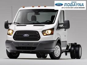 Robayna   Ford Transit 2.2 Chasis 470e Año 2018 0 Km