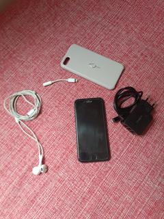 iPhone 7 ,preto Fosco,128 Gb ,usado.