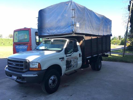 Ford 4000 Con Caja Mudancera Anticipo $ 1.200.000 Y Cuotas