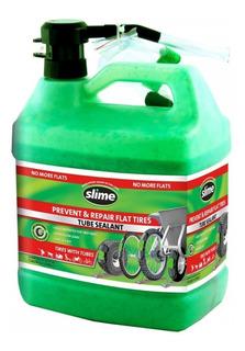 Sellador Para Llantas C/ Camara Slime 1 Galon 3.8 L Solomoto