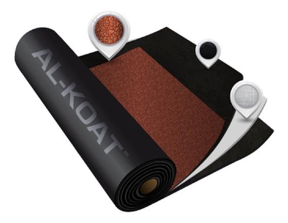 Al-koat Rollo Prefabricado Súper Premium 3.5vgi Envío Gratis