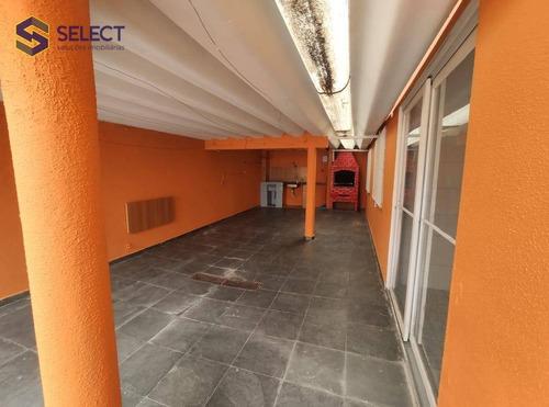 Imagem 1 de 22 de Casa, 135 M² - Venda Por R$ 590.000,00 Ou Aluguel Por R$ 2.100,00/mês - Rudge Ramos - São Bernardo Do Campo/sp - Ca0001