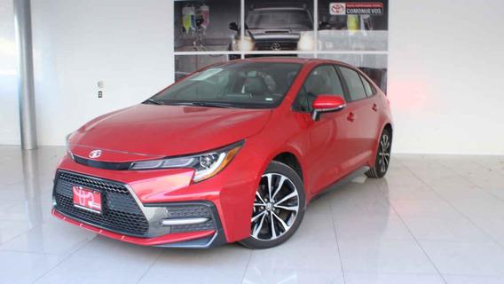 Toyota Corolla 2020 4p Se L4/1.8 Aut